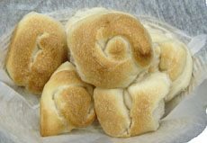 Our Homemade Rolls
